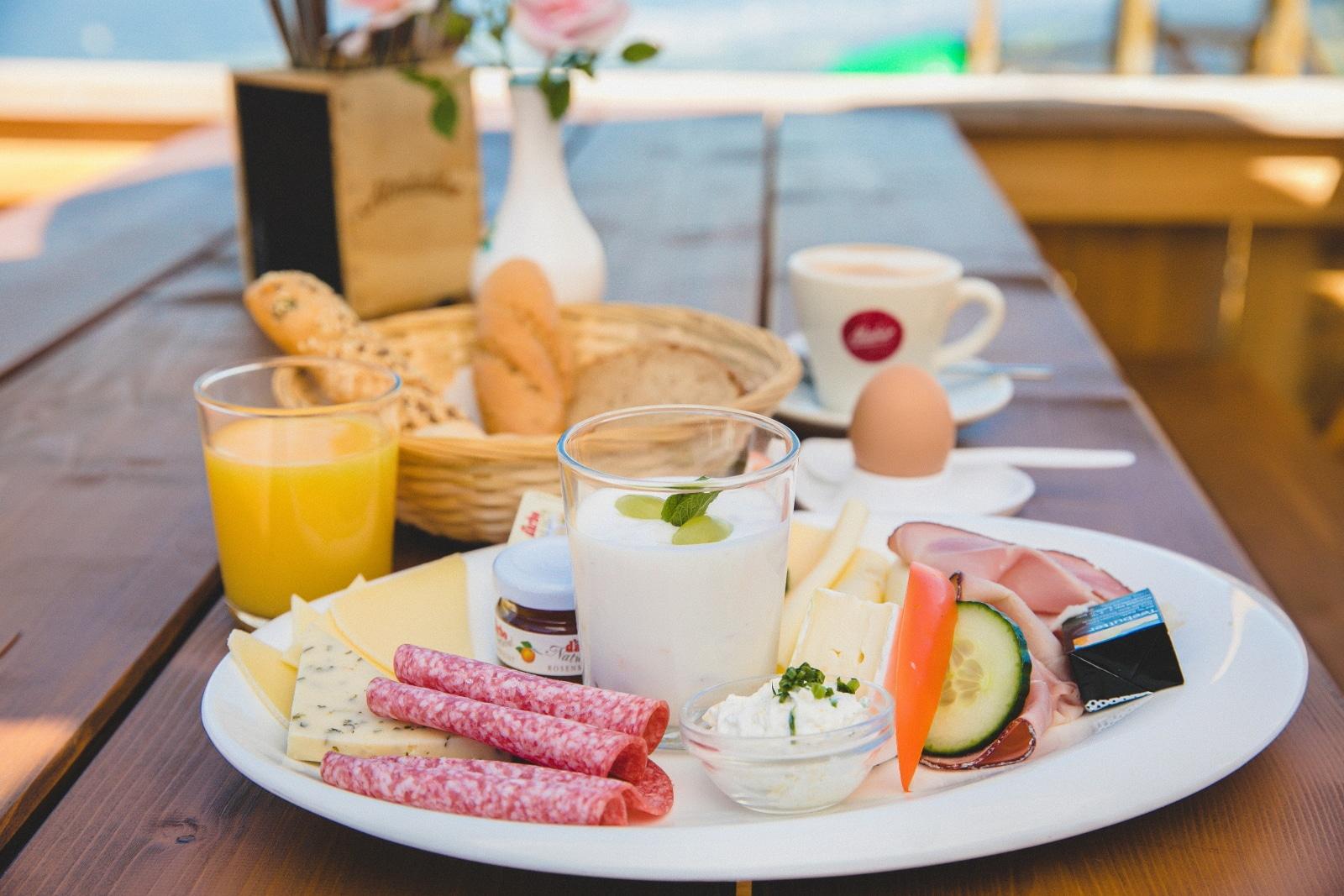 Frühstück Enzianhütte